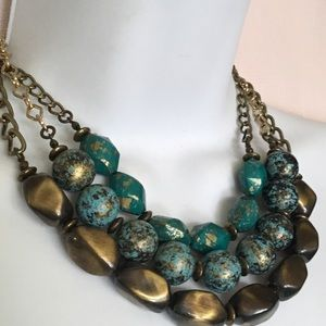 PREMIER DESIGNS Layered Necklace